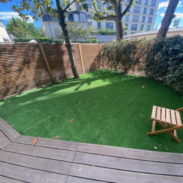 Offres de location Rez de jardin Boulogne-Billancourt 92100