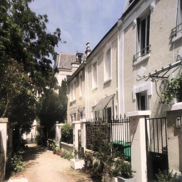Offres de vente Maison Paris 75016