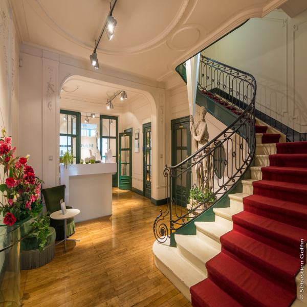 Vente Immobilier Professionnel Bureaux Bruxelles 1180