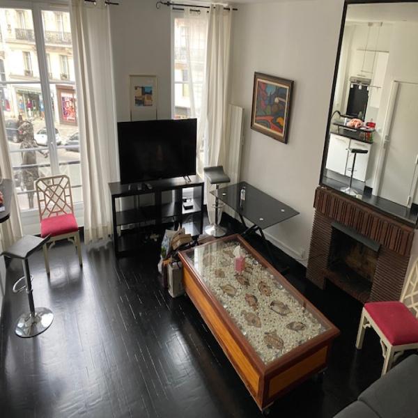 Offres de location Duplex Paris 75006