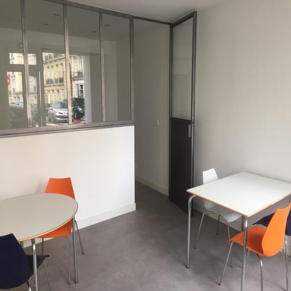 Location Immobilier Professionnel Local commercial Paris 75016
