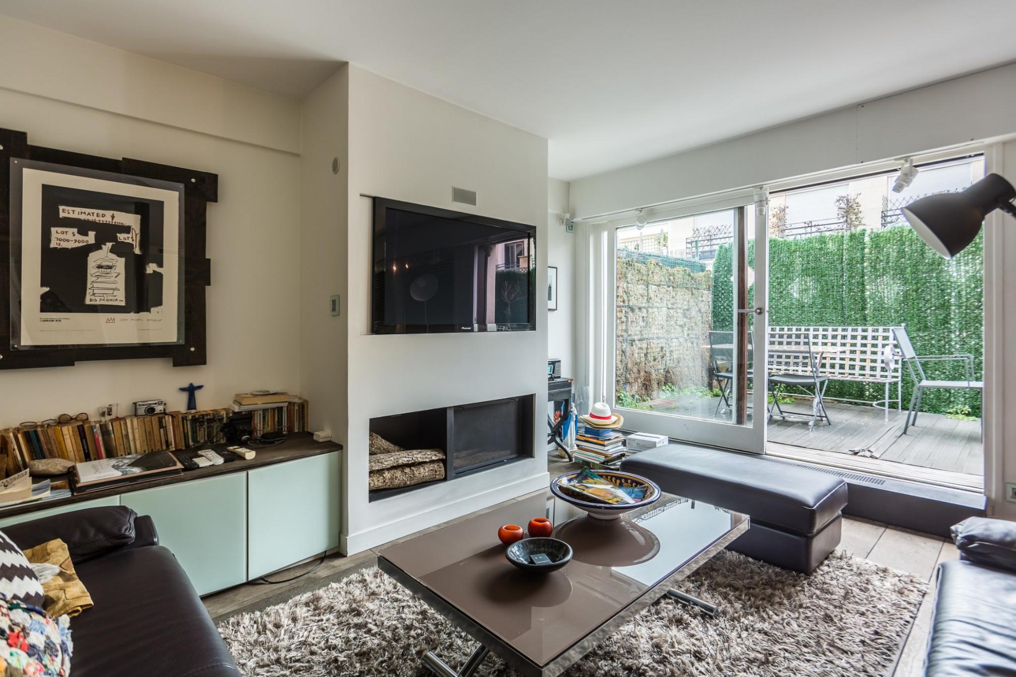 Vente appartement duplex de prestige eme étage avec double